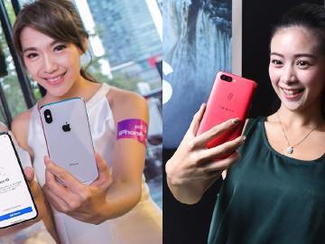 台灣12月手機銷售 iPhone X降溫 OPPO R11s成熱銷安卓機