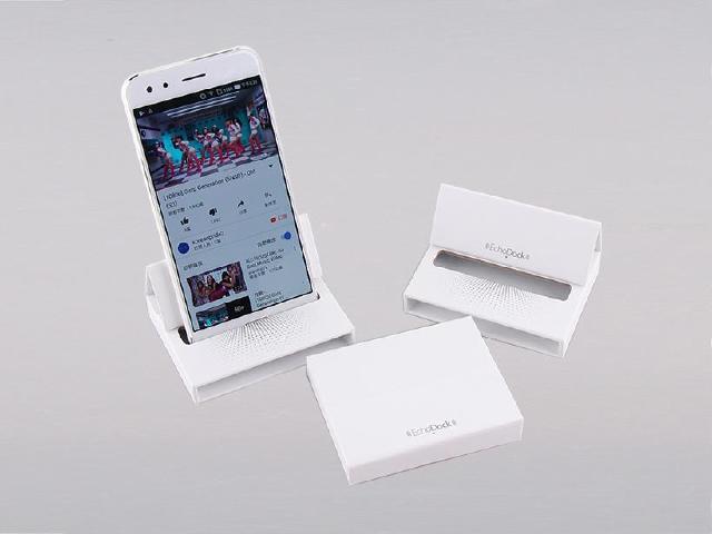 手機行動音效擴大機 ASUS EchoBox開箱體驗