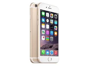 中華電信開賣金色iPhone 6 32GB 大4G方案手機0元