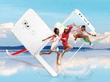 華碩前後雙鏡頭手機 ZenFone 5 Lite外觀設計曝光