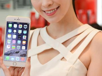 遠傳電信即日開賣iPhone 6 32GB金色版