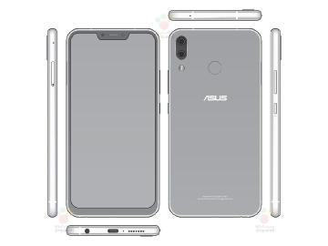 華碩也有瀏海屏?ZenFone 5外觀疑似曝光