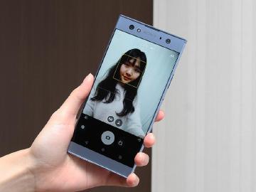 Sony XA2 Ultra開箱 OIS與120度廣角自拍雙鏡頭規格