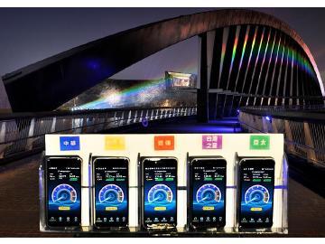 燈會拼網速,中華電信4G衝第一
