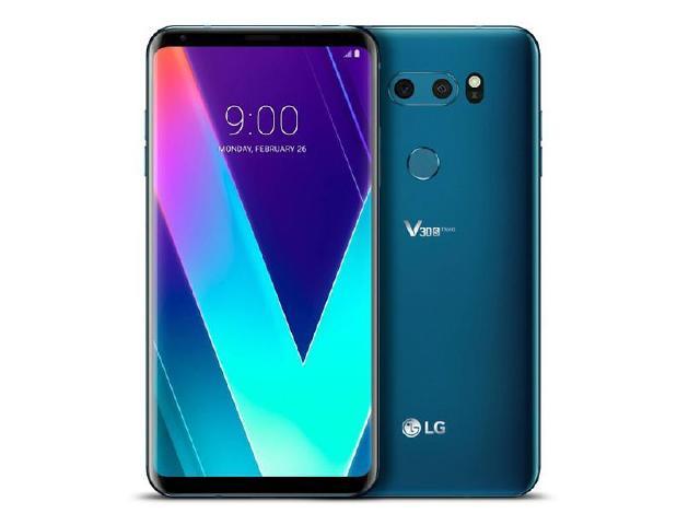 加入AI功能的V30升級版 LG V30S ThinQ正式發表