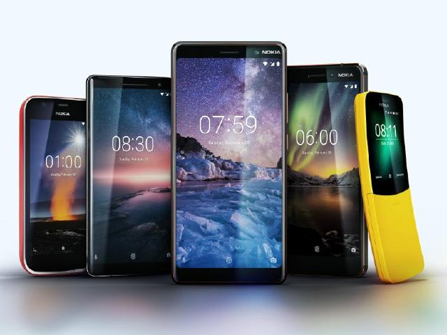 HMD發表NOKIA 8 Sirocco、7 Plus與8110復刻版[MWC 2018]