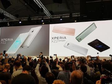 全新設計注入 Sony XZ2與XZ2 Compact發表[MWC 2018]