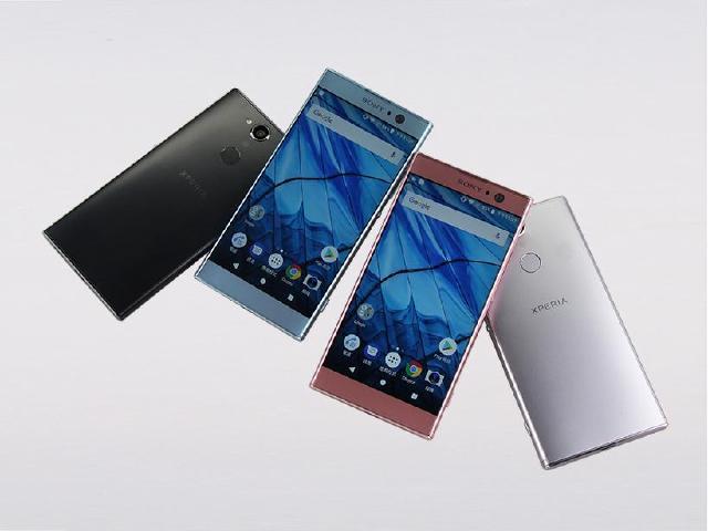 無邊框!120度超廣角自拍手機 Sony Xperia XA2開箱