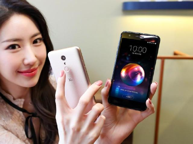 5.3吋手機LG X4發表 支援LG Pay與HD DMB數位電視