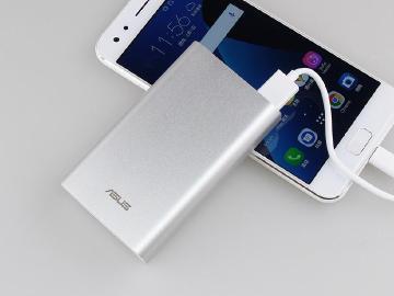 華碩QC3.0快充行動電源 ZenPower 10050C開箱