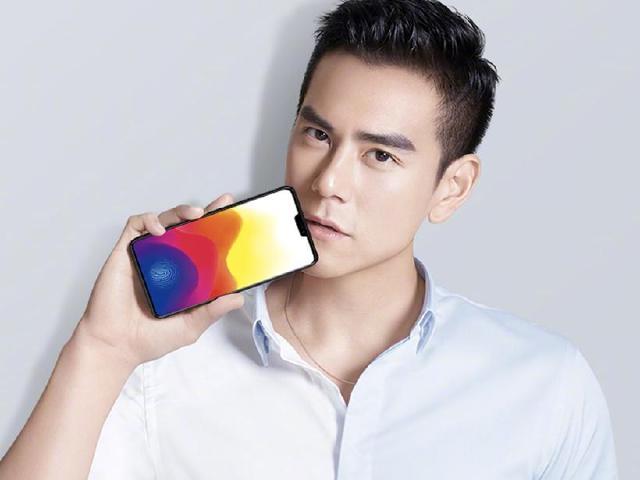 vivo找彭于晏代言新手機 X21擁有瀏海屏與螢幕指紋辨識規格