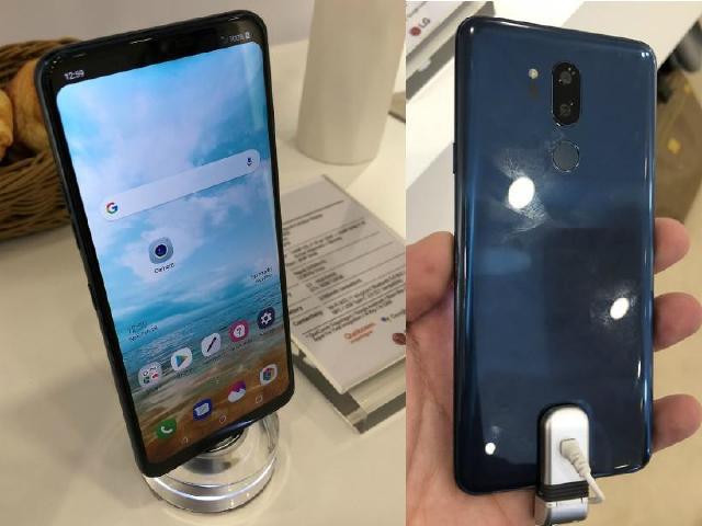 LG G7傳最快5月韓國開賣 搭載高通S845與瀏海屏