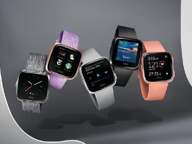 Fitbit Versa智慧手錶8千有找 Q2台灣上市