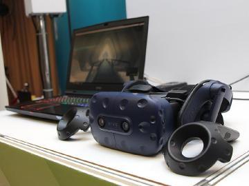 VR頭戴裝置HTC Vive Pro台灣售價公布 4/5出貨