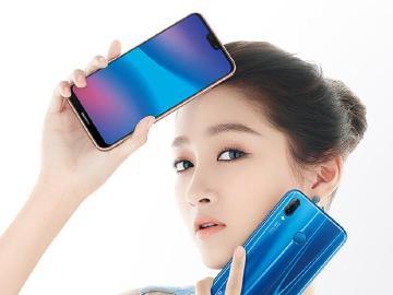 瀏海屏全螢幕手機再添一款!華為nova 3e中國發表