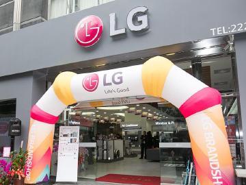 [動眼看]超大空間、多樣產品 LG台灣首家品牌旗艦店開幕