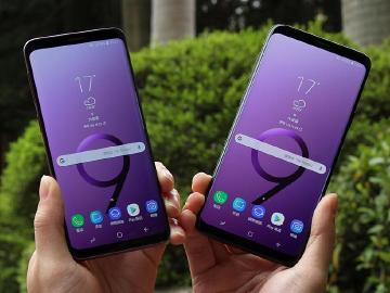 無邊際全螢幕!三星S9與S9+外觀與規格比一比