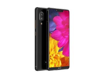 夏普6吋全螢幕手機 SHARP AQUOS S3台哥大4月獨賣