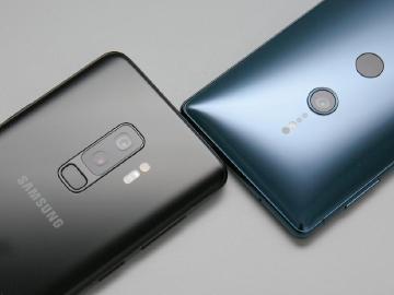 雙S頂尖對決!Sony XZ2與三星S9+相機拍照比較