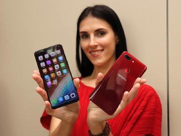 OPPO R15與R15 Pro手機深圳直擊 5月台灣上市