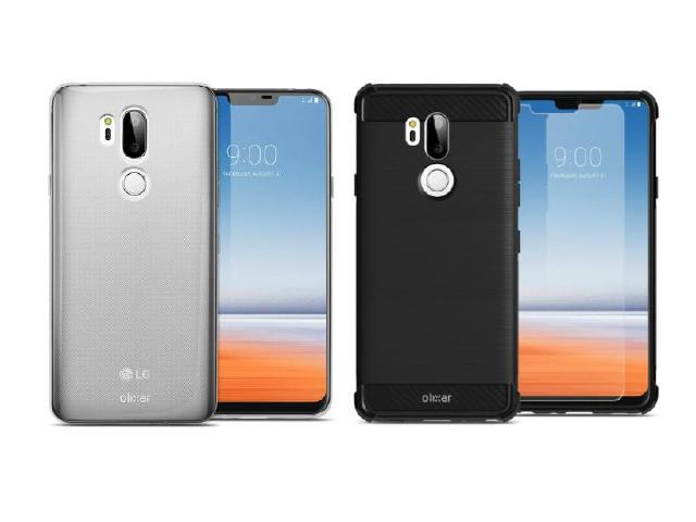 配件商疑曝LG G7 瀏海屏搭配雙主鏡頭