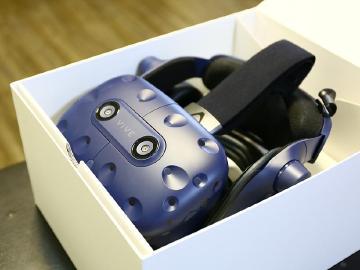 VR頭顯HTC Vive Pro全球出貨!一級玩家版開放訂購