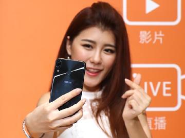 華碩中階主力機ZenFone 5 五大電信資費方案整理