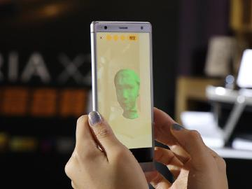 3D掃描也能自拍!Sony Xperia XZ2重點功能實測