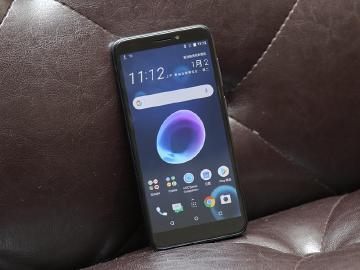 HTC Desire 12動手玩!台灣售價5990 即日開放預購