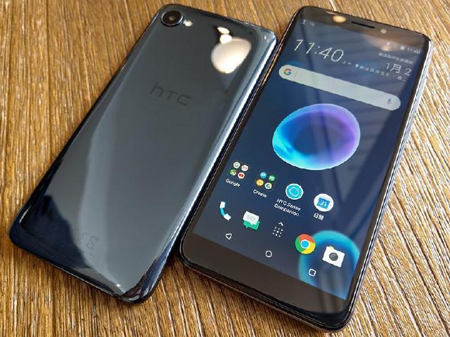 [動手玩]平價入門手機HTC Desire 12 獨立三卡槽配置