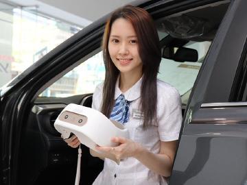 [動手玩]HTC攜手TOYOTA推Vive Fcous模擬賞車體驗直擊