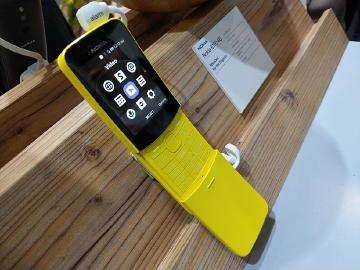 復刻版NOKIA 8110通過NCC 確定支援台灣4G全頻規格