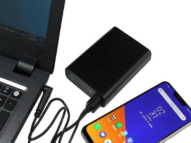 雙向快充,筆電也能充!華碩ZenPower Pro PD行動電源開箱