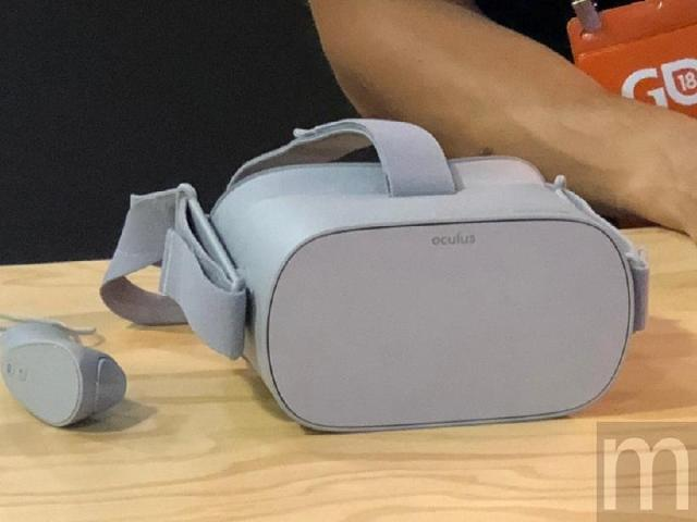 Oculus Go台灣也能買 更多人能體驗VR虛擬實境內容