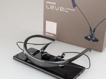 降噪頸環式藍牙耳機 三星LEVEL U Pro ANC開箱