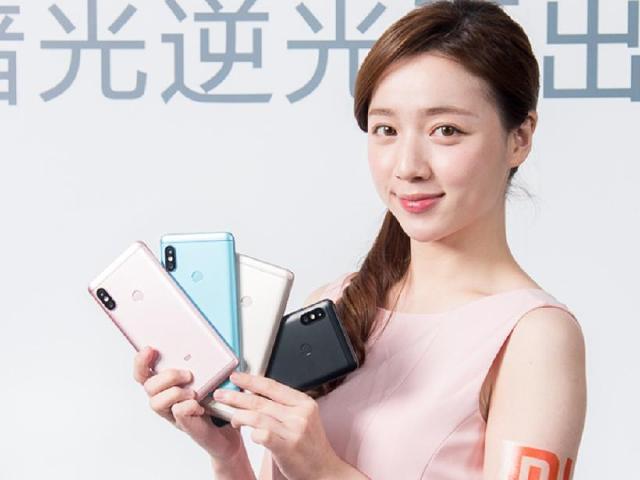 [動手玩]紅米Note 5平價AI智慧美顏手機