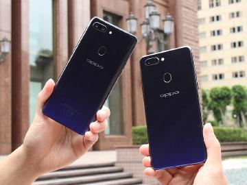 電信資費整理!OPPO R15台灣5/18上市 R15 Pro六月開賣