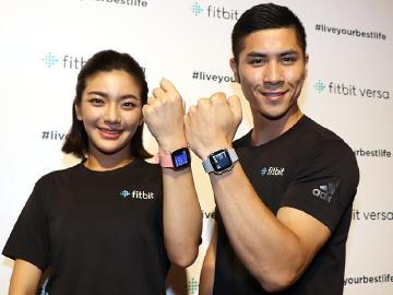 Fitbit Versa智慧手錶開放預購 Fitbit Pay支付台灣上線