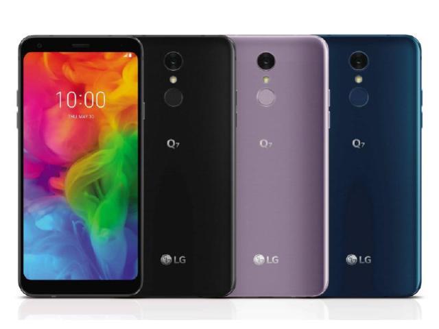 LG Q7系列發表 主打IP68防水與DTS:X 3D音效