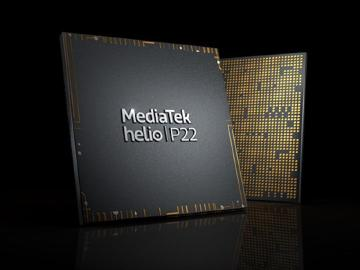 聯發科鎖定大眾價位手機發表Helio P22 主打AI、雙4G與雙鏡頭