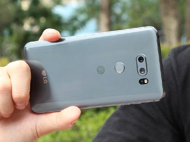 舊瓶新裝,加入AI Cam相機 LG V30S ThinQ開箱