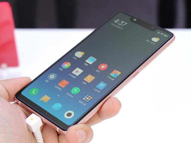 5.88吋小米8 SE發表 全球首款高通S710手機