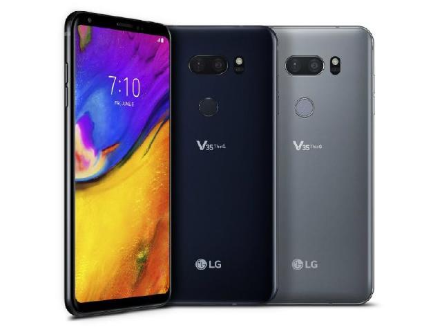 LG V35 ThinQ發表 配備高通S845、相機全升級