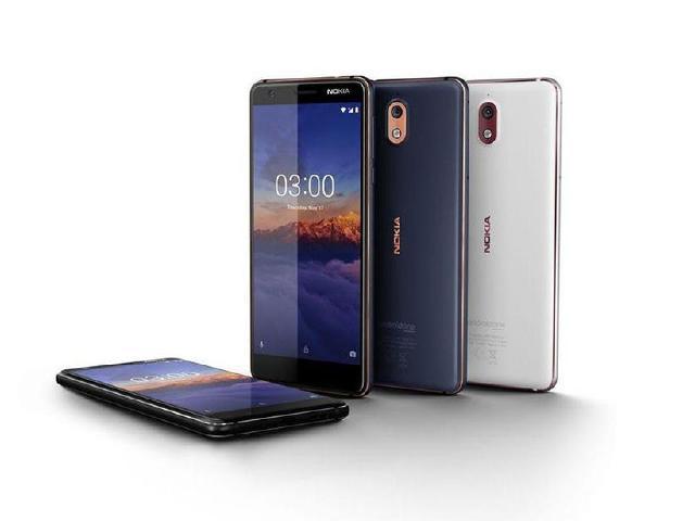5.2吋手機NOKIA 3.1通過NCC 台灣可望上市