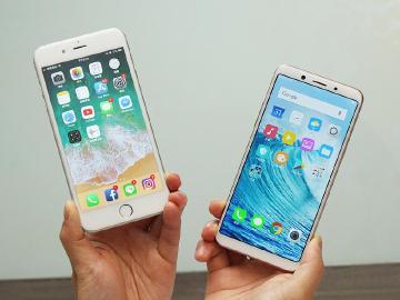 台灣5月手機銷量止跌 OPPO與華為表現佳 vivo首度進前十