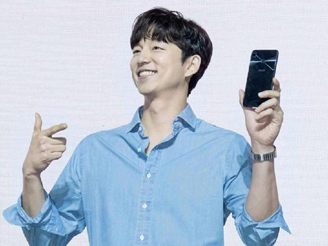 [動眼看]孔劉登台!華碩推ZenFone 5雪白新色限定版