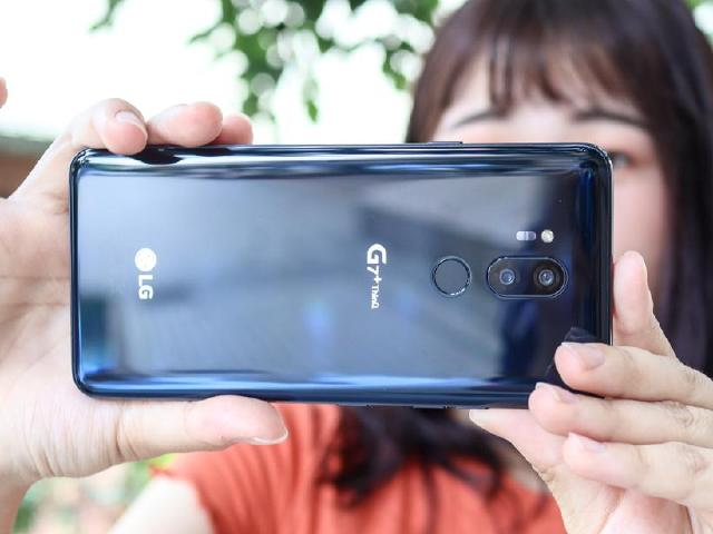 超高亮度螢幕,深度AI旗艦!LG G7+ ThinQ開箱評測