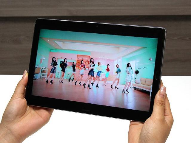 華為立體聲影音娛樂平板 MediaPad M5 10.8開箱