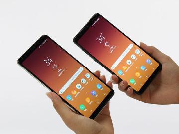 SAMSUNG A8 Star美拍手機開箱 2400萬畫素前鏡頭規格