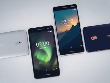 超低階入門智慧型手機NOKIA 2.1通過台灣認證